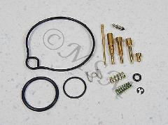 83-85 HONDA NH80 AERO 80 NEW KEYSTER CARB CARBURETOR REPAIR KI...
