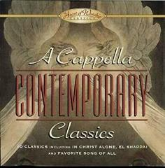 Heart of Worship: Acappella Contemporary Classics CD