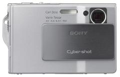 Sony Cybershot DSC-T7 5.1MP Digital Camera with 3x Optical Zoom