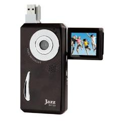 Jazz DVX50 Video Recorder w/Camera, LCD Color Screen (Red)