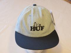 HUF Featuring Peanuts Snoopy Mens adult adjustable hat cap sur...