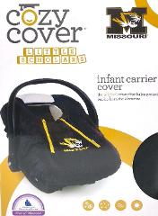 Baby Cozy Cover Little Scholars Mizzou College Sports New