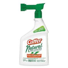 Cutter Natural Bug Control Spray Concentrate HG-95962 32 fl oz