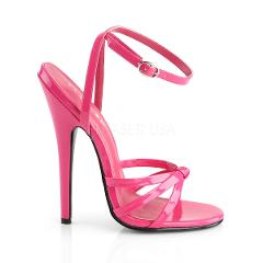 Domina 108 Hot Pink Patent High 6