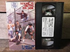 New Kids on the Block - Hangin Tough (VHS, 1989)