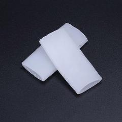 4 Pieces Gel Toe Finger Sleeve Protector Prevent Chaffing Prot...