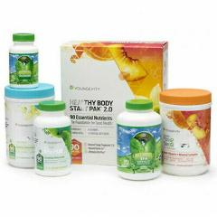 Youngevity Healthy Body Brain and Heart Pak 2.0 Ultimate Selen...