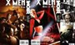 X-Men Noir: The Mark of Cain #1-4 Complete Set Comics
