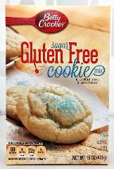 Betty Crocker Gluten Free Sugar Cookie Mix 15 oz