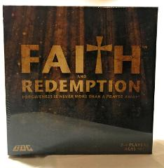 Family Journey Board Game Faith and Redemption Christian Base...