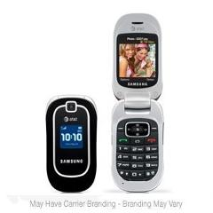 Samsung SGH-A237 Quad-band Cell Phone(Red)(AT&T)