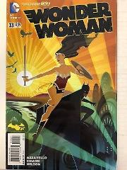 Wonder Woman #33 Comic Book Variant DC 2014 The New 52!