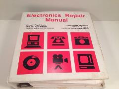 Electronics Repair Manual 1992 WEKA Publishing Gene B. Williams