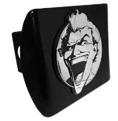 Joker ALL METAL Black Hitch Cover