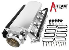 A-Team LS LS1 LS2 LS6 Intake Manifold Throttle Body Sheet Meta...