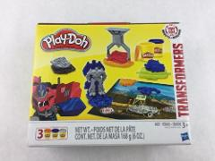 Transformers Play-Doh Fun Set Play Dough Robots in Disguise Ha...