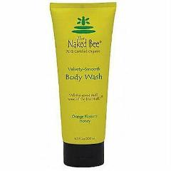 The Naked Bee Body Wash Large 6.7 oz Tube Orange Blossom Honey...