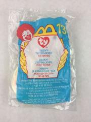 Neon the Seahorse 2000 Collectible McDonalds Happy Kids Meal Toy