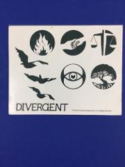 Divergent Movie Temporary Tattoos What Makes You Different Mak...