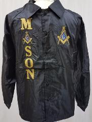 Freemason Masonic Fraternity Line Jacket Prince Hall Mason Nob...