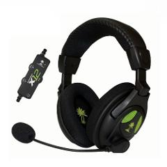 Turtle Beach - Ear Force X12 Amplified Stereo Gaming Headset -...