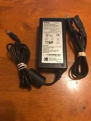 24 volt adapter cord - DELL PHOTO 540 printer electric power w...