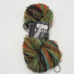 Zitron Unisono Multi - Color Yarn #1210