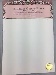Handcast Cotton Paper Refill 2 8.5 by 7 NIP