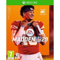 Madden NFL 20 XBOX ONE (NO CODE) (DIGITAL DOWNLOAD) GLOBAL