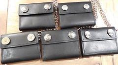 Mens 4.5 Inch Biker / Trucker wallet with 12 inch chain - You ...