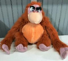 Disney King Louie Jungle Book Plush Cute Stuffed Animal Monkey...