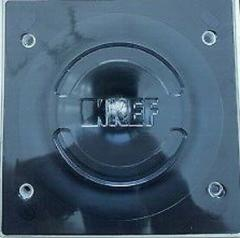 Full Range KEF Ci130CS in-ceiling wall Speaker cil20cs sp3767A...