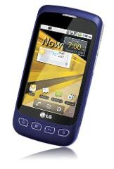 LG LS670 OPTIMUS S PURPLE for SPRINT