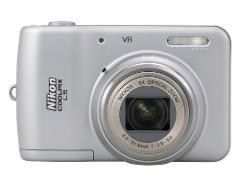 Nikon Coolpix L5 7.2MP Digital Camera with 5x Optical Vibratio...