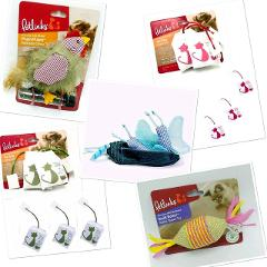 Cat Toys Many Styles and Types Petlinks Pets Kitten to Adult C...