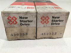 Facet New Starter Drive 480353 Delco 1952486 Chris Craft Stude...