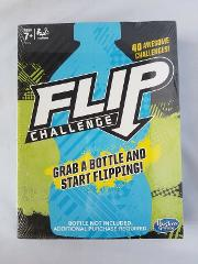 NEW Flip Challenge Game Grab A Bottle & Start Flipping! Hasbro...