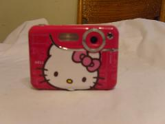 Hello Kitty Digital Camera(DV3CD)