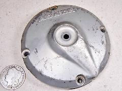64-66 HONDA CT200 #5 RIGHT SIDE CLUTCH ADJUSTER COVER
