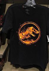 Universal Studios Jurassic World Fallen Kingdom T-Rex Lava Men...