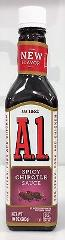 A1 Steak Sauce Spicy Chipotle Flavor 10 oz