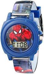Marvel Ultimate Spider-Man Kids' SPD3423 Multi-Color Watch Wi...