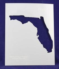 State of Florida Stencil -14 mil Mylar Painting/Crafts