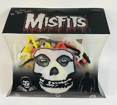 Misfits Collectors Pack 2 Silicone Shaped Glow in the Dark Ban...