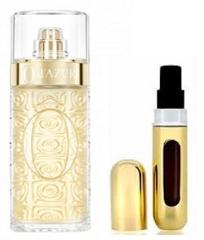 REFILLABLE PERFUME TRAVEL SPRAY WITH FREE 5ML LANCOME O D'AZUR...