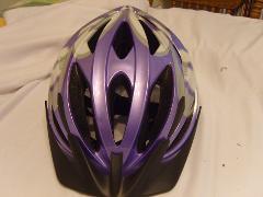 Trek Vapor Youth Bike Helmet 49-57cm Purple(New)