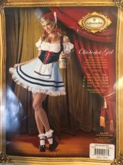 Oktoberfest Girl Costume Small InCharacter Bar Maid Octoberfes...