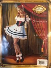 Oktoberfest Girl Costume Small InCharacter Bar Maid Octoberfes...