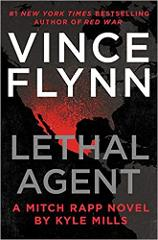 Lethal Agent by Vince Flynn eBook Only (PDF EPUB MOBI) Not a h...