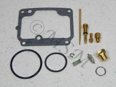 77-79 YAMAHA DT250 NEW KEYSTER CARBURETOR MASTER REPAIR KIT 02...